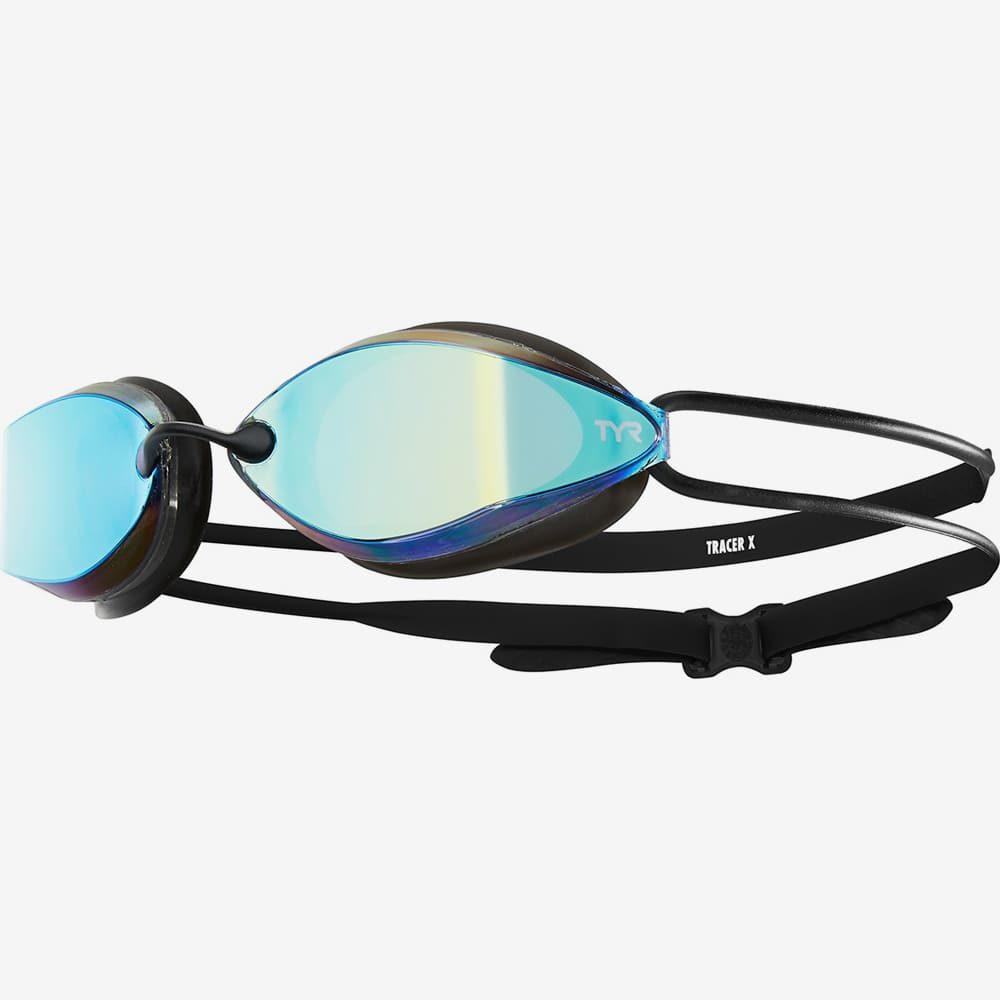 Очки для плавания TYR Tracer-X Racing Nano Mirrored
