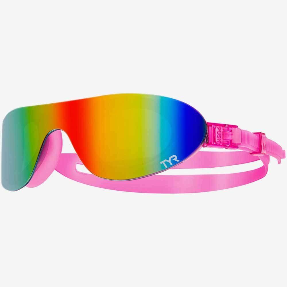 Очки для плавания TYR Swim Shades Mirrored