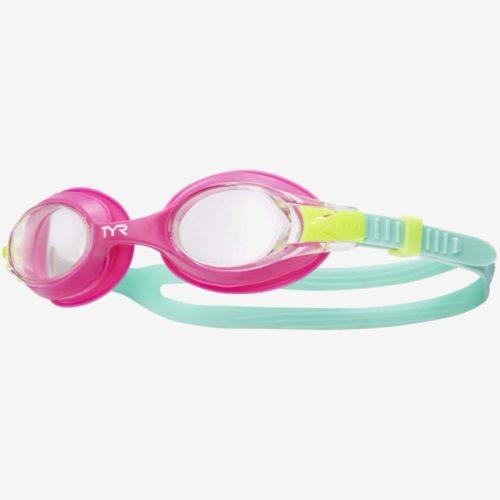 Очки для плавания детские TYR Swimple
