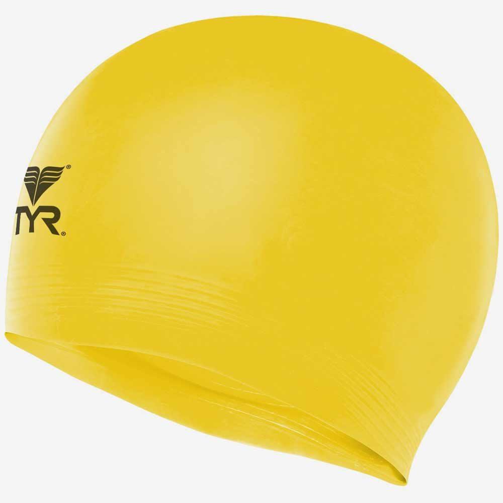 Шапочка плавательная TYR Latex Swim Cap