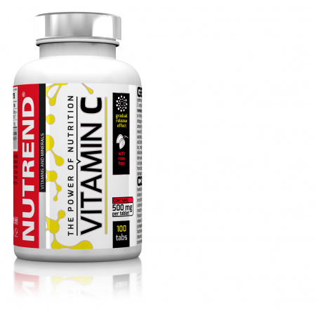 Витамин C с Шиповником таблетки №100